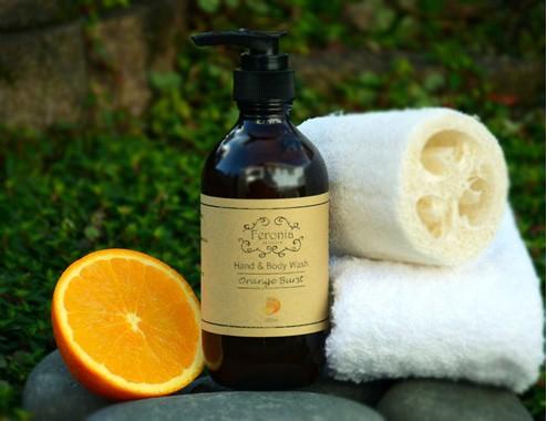 Orange Burst Hand & Body Wash
