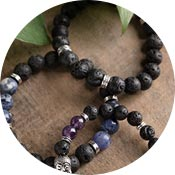 Lava Stone Necklaces